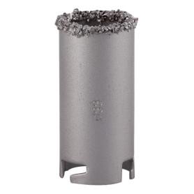 Коронка карбидная по керамике Matrix D33 мм