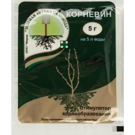 Стимулятор образования и роста корней «Корневин» 0.005 кг