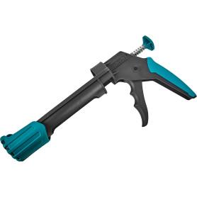Механический пистолет для герметика с толкателем без курка Wolfcraft 4352000