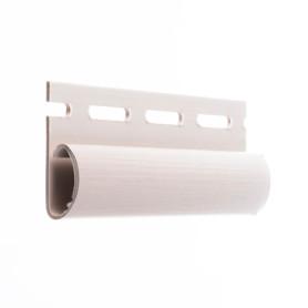 Планка финишная Country Standart 3050 мм цвет белый