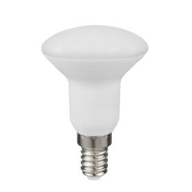 Лампа светодиодная Lexman спот R50 E14 5 Вт 430 Лм свет холодный белый