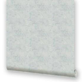 Обои бумажные Марс 0.53х10.05 м цвет голубой