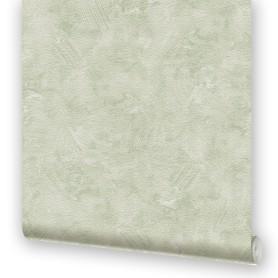 Обои бумажные Марс 0.53х10.05 м цвет зелёный