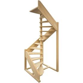 Лестница винтовая ЛЕС-1,2ВУ, универсальная