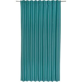 Штора на ленте «Ночь» 200х280 см цвет голубой