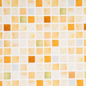 Панель ПВХ листовая 0.3 мм 960х485 мм Мозаика индия 0.47 м²