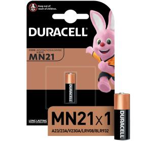 Батарейка алкалиновая Duracell MN21 1шт