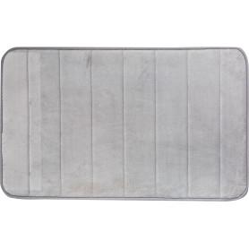 Коврик для ванной комнаты «Coccon» 50x80 см цвет серый