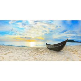 Фотообои флизелиновые «Лодка» 200х100 см