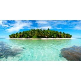 Фотообои флизелиновые «Остров» 200х100 см