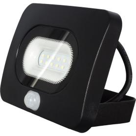 Прожектор светодиодный сенсорный 10 Вт, 800 Лм, 5500 K, IP65