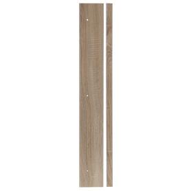 Угол для шкафа Delinia «Вереск» 4x70 см, ЛДСП, цвет бежевый