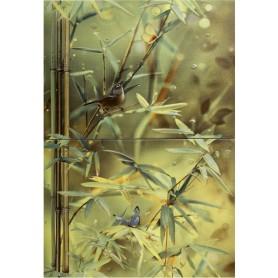 Панно «Colibri Bamboo» Сорт1 50x35 см
