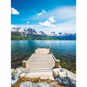 Фотообои бумажные «Природа Норвегии» 140x200 cм