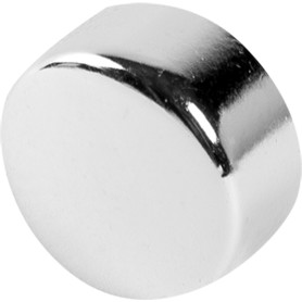 Крепление для зеркала 18 мм, цвет хром, 4 шт.