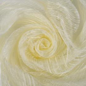 Тюль «Дождик» 1 п/м 280 см органза цвет бежевый