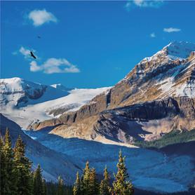 Фотообои флизелиновые «Горы» 200х200 cм