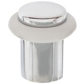 Стопор дверной Apecs DS-0013-CR, металл, цвет хром