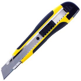 Нож Systec 18 мм, двухкомпонентная ручка