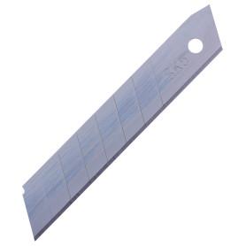 Лезвия для ножа Systec 18 мм, 10 шт.