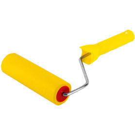 Валик прижимной для обоев Systec 150 мм, резина