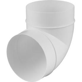 Колено круглое Equation, 90 градусов, D100 мм
