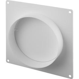 Соединитель пластины настенного клапана D150 мм