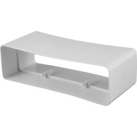 Соединитель плоских каналов 60х204 мм