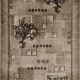 Дорожка ковровая «Мега 301» полипропилен 1.2 м цвет бежевый