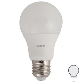 Лампа светодиодная Osram груша E27 8.5 Вт 806 Лм свет холодный белый