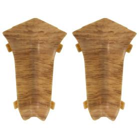 Угол для плинтуса внутренний Artens «Гроссето» 65 мм 2 шт.