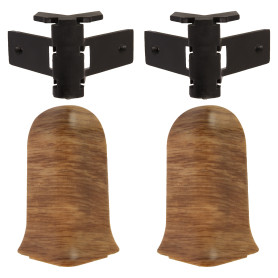 Угол для плинтуса внешний Artens «Гроссето» 65 мм 2 шт.