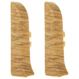 Заглушка для плинтуса левая и правая Artens «Мачерата» 65 мм 2 шт.