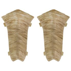 Угол для плинтуса внутренний Artens «Перуджа» 65 мм 2 шт.