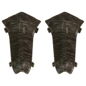 Угол для плинтуса внутренний Artens «Солерно» 65 мм 2 шт.