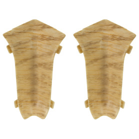 Угол для плинтуса внутренний Artens «Терна» 65 мм 2 шт.