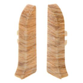 Заглушка для плинтуса левая и правая Artens «Терна» 65 мм 2 шт.