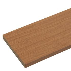Наличник 2150X65X5 мм, ламинация, цвет миланский орех
