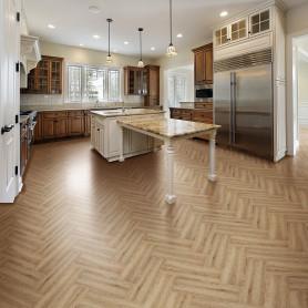 ПВХ плитка «Jazz Ornette» 41 класс толщина 2.1 мм 2.5 м²