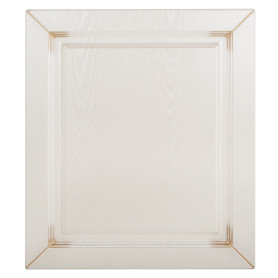 Дверь для шкафа Delinia «Ницца» 60x70 см, МДФ, цвет светлый ясень