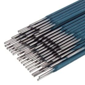 Электроды сталь МР-3С 2 мм 1 кг, цвет синий
