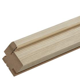 Коробка дверная 21-10 с фурнитурой, ПВХ, цвет кремовый