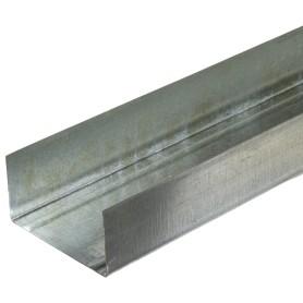Профиль направляющий (ПН-4) Премиум 75х40x3000 мм, 0.6 мм