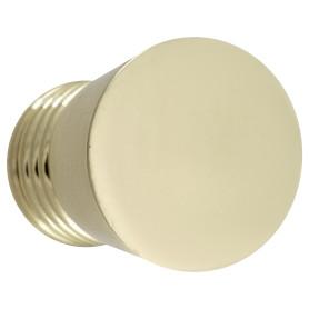 Ручка-кнопка Jet 143 алюминий цвет золото