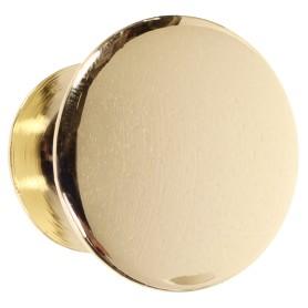 Ручка-кнопка Jet 141 ЦАМ цвет золото
