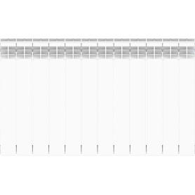 Радиатор Equation 500/90, 12 cекций алюминий