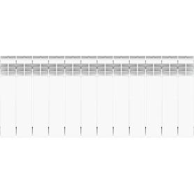 Радиатор Equation 350/90, 12 cекций алюминий