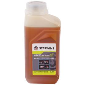 Масло моторное для интенсивной работы  Sterwins 4Т 10W40, полусинтетика, 0.6 л
