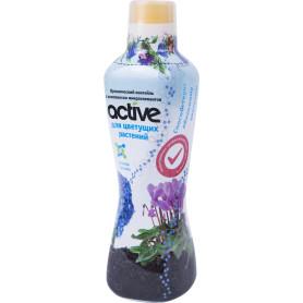 Удобрение Active для цветущих растений 0.5 л