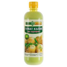 Гумат Калия «Долина плодородия» для картофеля 0.5 л